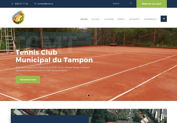 Tennis Club Municipal du Tampon